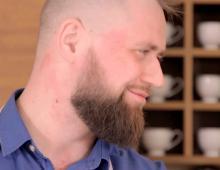 """Embedded thumbnail for Вкусный выпуск программы """"Бизнес и мясо"""" с Сергеем Бояринцевым в кулинарной студии """"Анетти"""""""