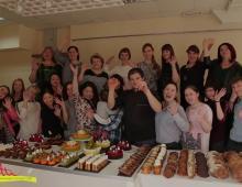 Embedded thumbnail for Кондитер-чемпион Александр Кислицын вновь в Иркутске. Видео